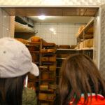 Come si fa il formaggio podere il casale Pienza