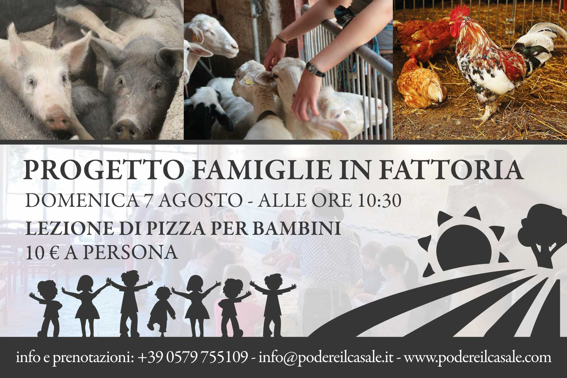 Famiglie in Fattoria