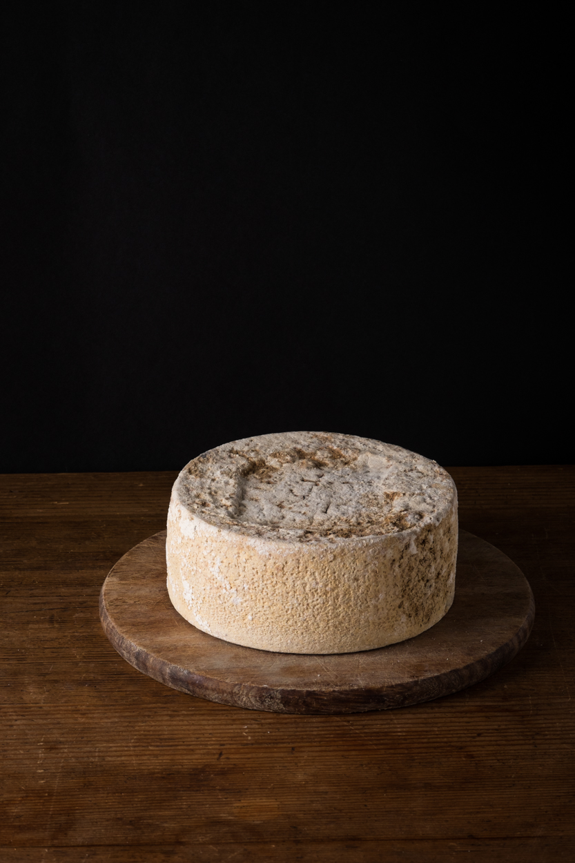 aged Goatsmilk Cheese