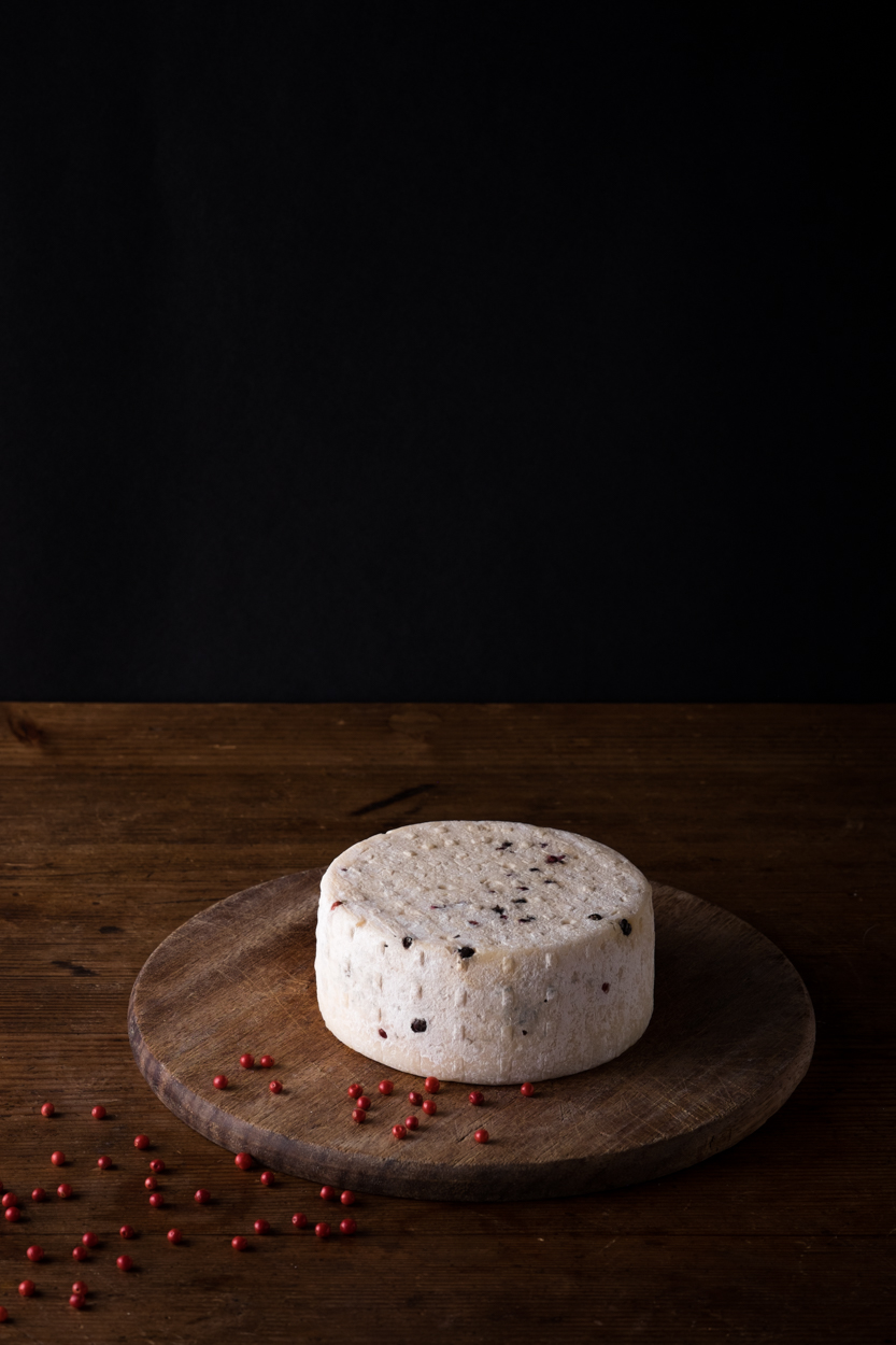 Pecorino Pink Pepper