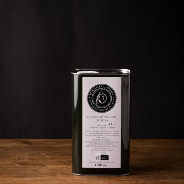 Tuscan Organic Olive Oil