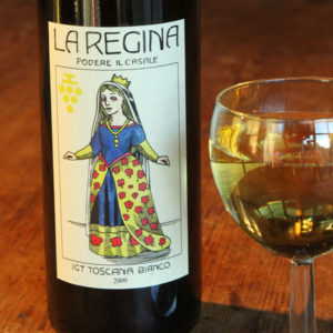 white wine from Tuscany shipment US