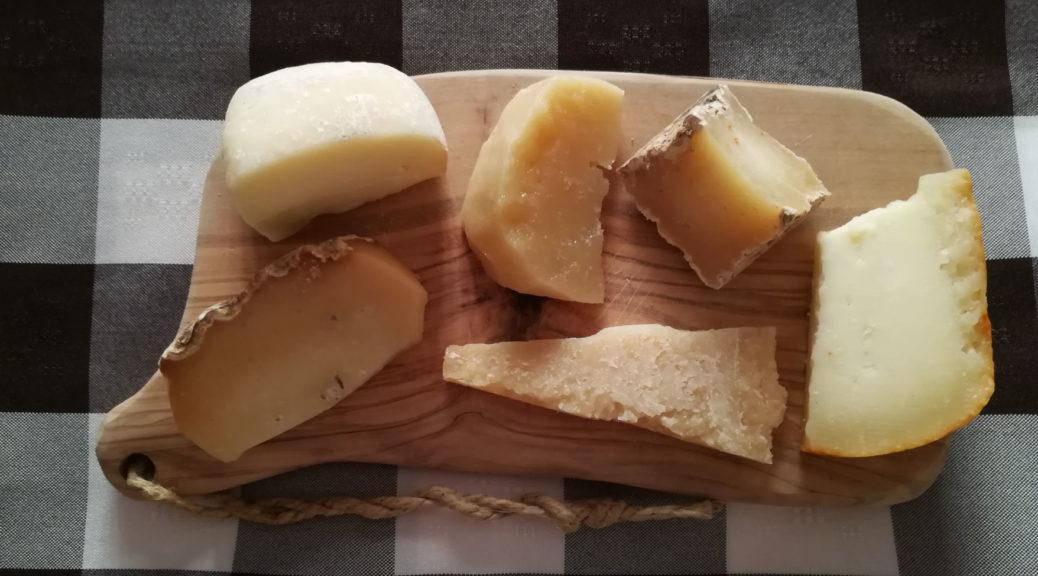 come riciclare gli avanzi dei formaggi