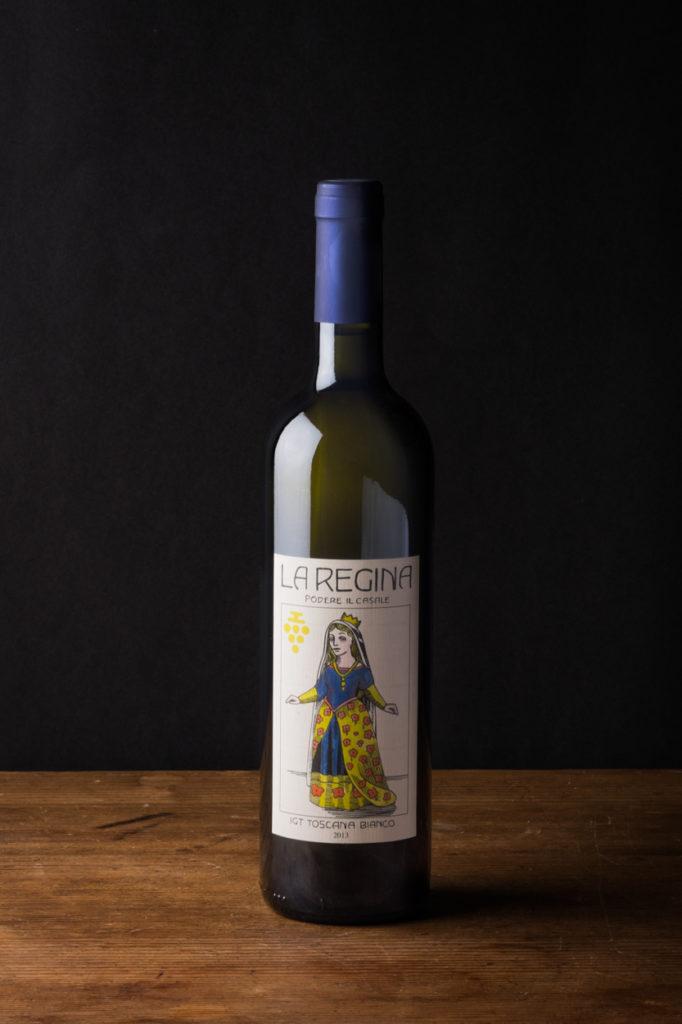 La Regina white wine