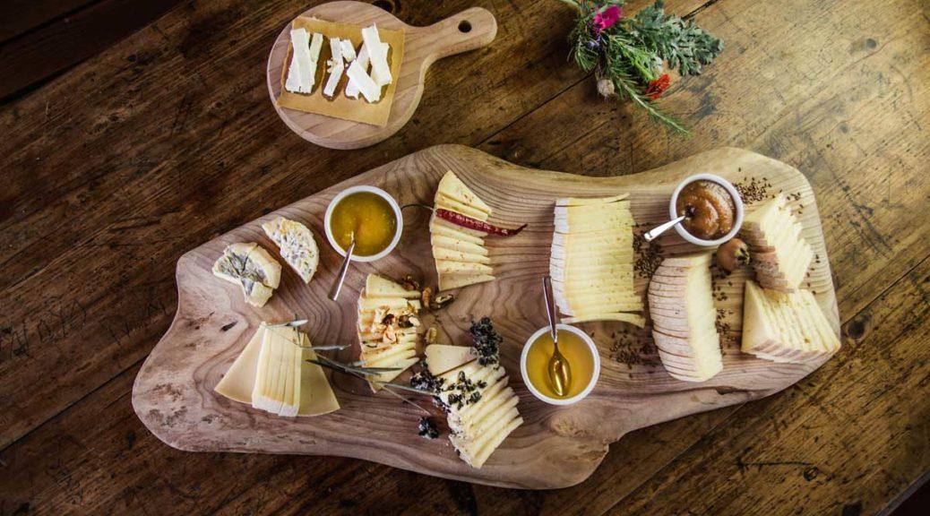 degustare i formaggi