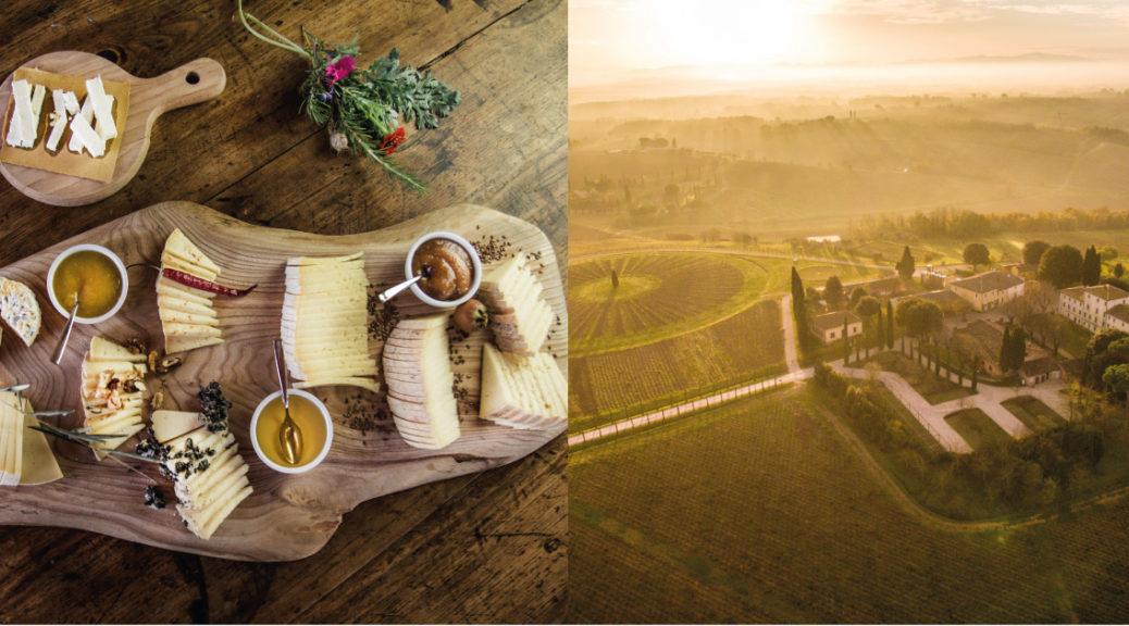 Cheese Wine Tour Tuscany