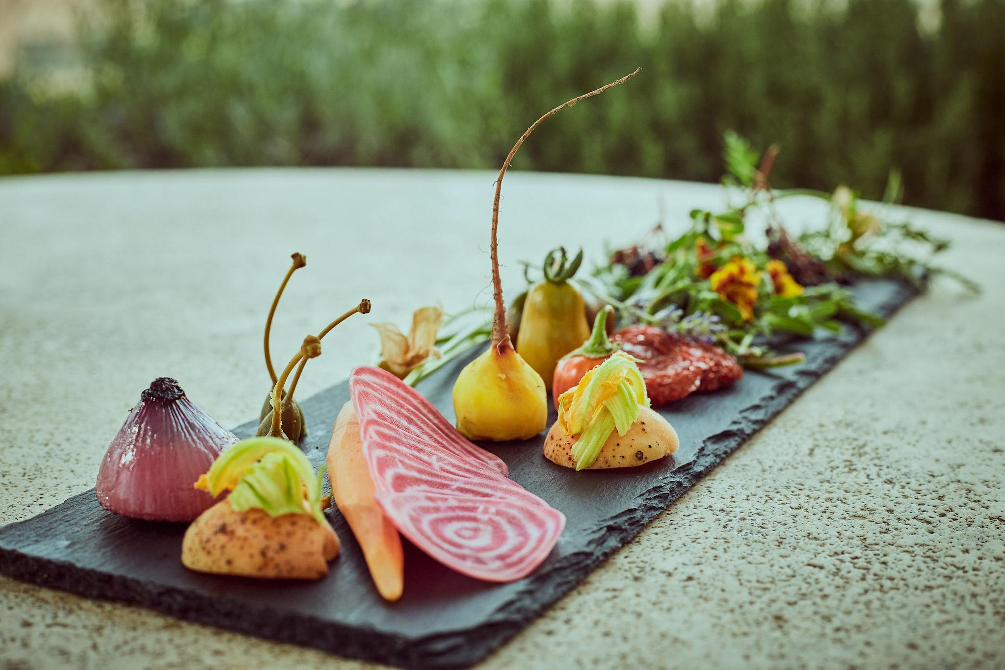 ristorante biologico pienza