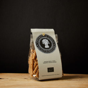 organic durum wheat fusilli