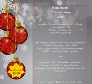 christmas menu montepulciano