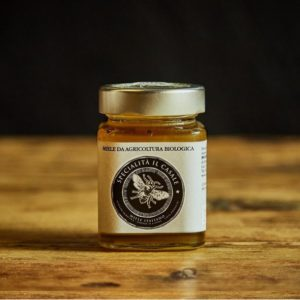 organic chestnut honey tuscany