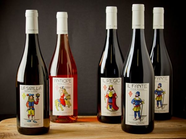 Casale wine selection package
