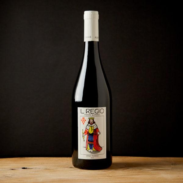 Il regio red wine 2018
