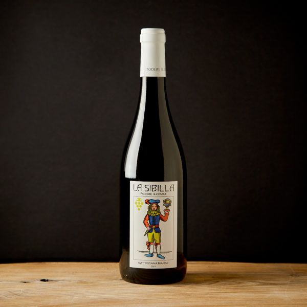 La Sibilla white wine 2019