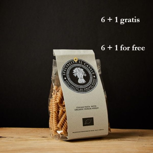 Fusilli promotion package