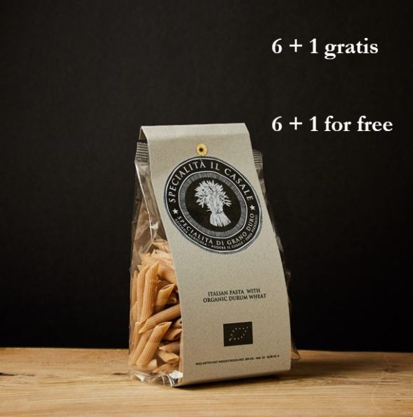 Penne Promotion package